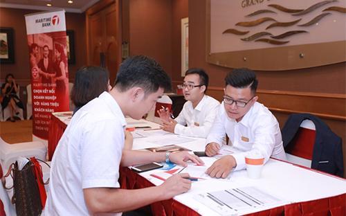 Tham gia Cộng đồng JOY - Maritime Bank, doanh nghiệp sẽ nhận được nhiều ưu đãi.<br>