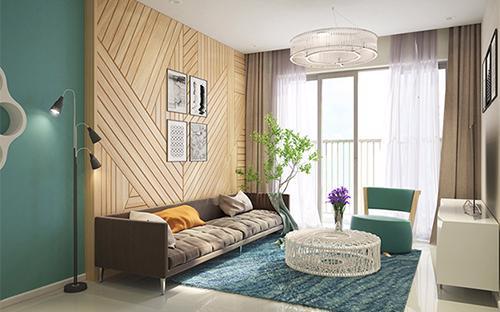 Khách hàng mua căn hộ 1, 2, 3 và 10, diện tích từ 78,95m2 trở lên, chủ đầu tư tặng 1 xe SH Mode trị giá 50 triệu đồng.