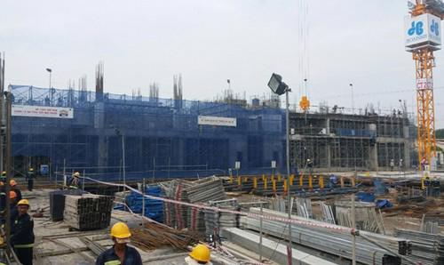 Theo chủ đầu tư Công ty TNHH May Song Ngọc, quá trình thi công dự án  Tara Residence hiện đang diễn ra với tốc độ nhanh chóng, trước mắt đã  vượt tiến độ 1 tháng.