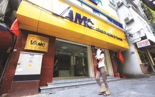 VAMC bắt đầu đi vào hoạt động và tiến hành mua lại nợ xấu của các tổ chức tín dụng từ tháng 10/2013.