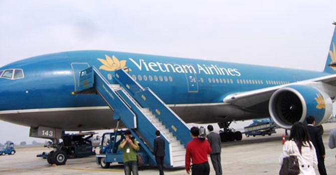 Vietnam Airlines có tỷ lệ chậm và huỷ chuyến bay gần 15%.