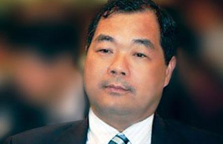 Ông Trầm Bê vừa nhậm chức Phó chủ tịch Hội đồng Quản trị Sacombank.