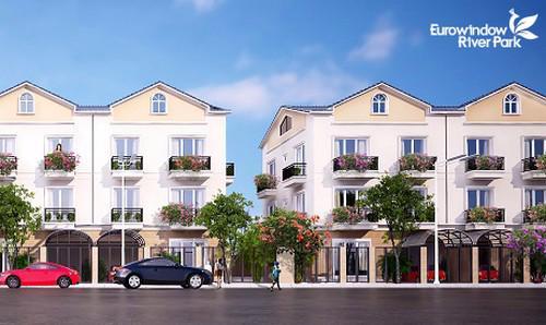 Dự án được thiết kế theo phong cách châu Âu hiện đại, gồm nhiều sản phẩm bất động sản đa dạng như: chung cư cao cấp, nhà phố thương mại - shophouse, biệt thự song lập, tứ lập và nhà vườn.