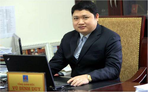 Ông Vũ Đình Duy từng là Tổng giám đốc PVTex.<br>