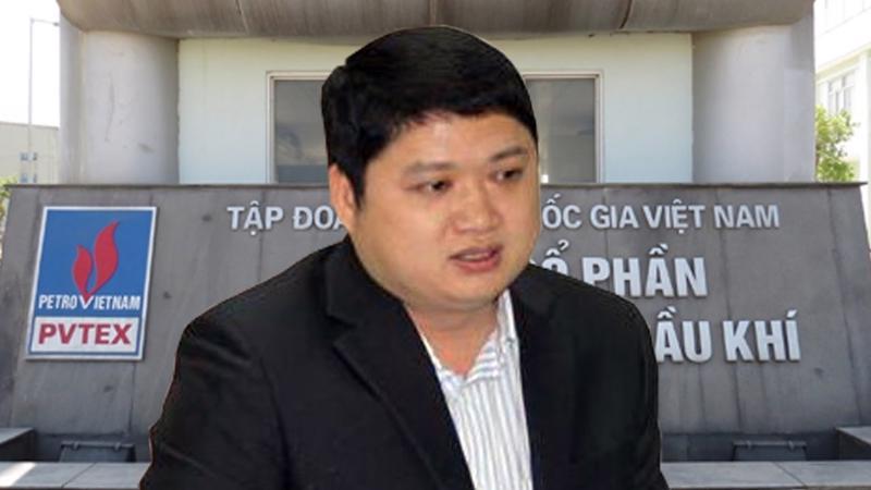 Ông Vũ Đình Duy, nguyên Tổng giám đốc PVtex