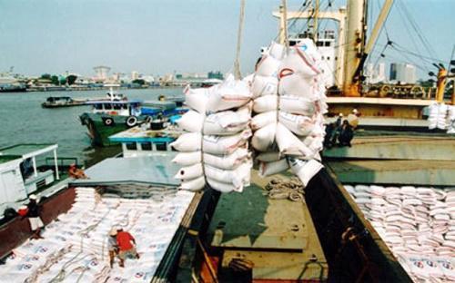 Để xin được giấy phép xuất khẩu gạo, doanh nghiệp phải trả chi phí 1 USD/tấn.