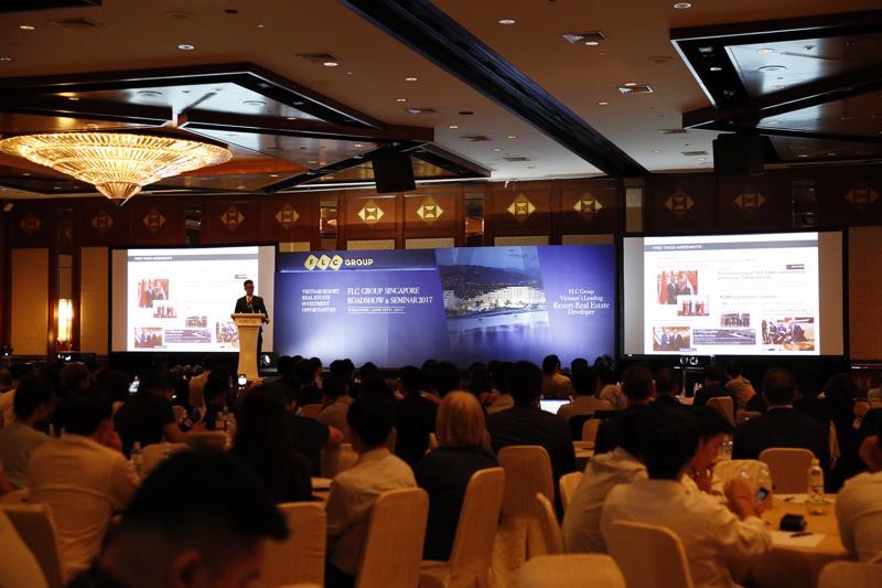Đây là roadshow mở màn cho chuỗi sự kiện tiếp nối sẽ được FLC triển khai trong năm 2017, với các điểm đến tiếp theo là Nhật Bản, Hồng Kông, Hàn Quốc...