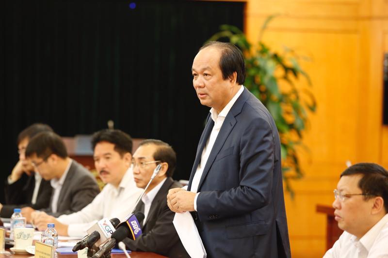 Theo Bộ trưởng Mai Tiến Dũng, hiện số mặt hàng chịu sự kiểm tra của 2-3 bộ rất lớn, lên tới 58% tổng số mặt hàng, trong khi thủ tục kiểm tra quá phức tạp.