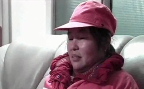 Nữ triệu phú Yu Youzhen.<br>
