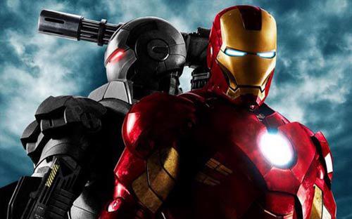 """""""Người sắt"""" Tony Stark trong phần ba sẽ dùng một số sản  phẩm của TCL để chiến đấu với kẻ thù."""