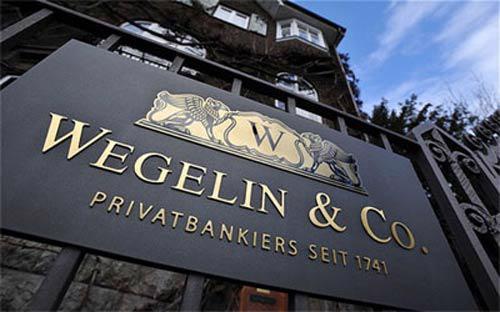 Wegelin là ngân hàng được thành lập vào năm 1741, cổ xưa nhất ở Thụy Sỹ<i> - Ảnh: Telegraph</i>.