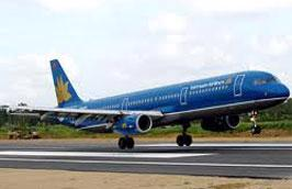 Vietnam Airlines sẽ sử dụng máy bay Boeing 777 để đón người lao động Việt Nam từ Libya trở về.