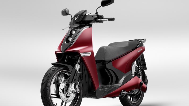 Theon được đánh giá là sản phẩm flagship trong mảng xe máy điện của VinFast.