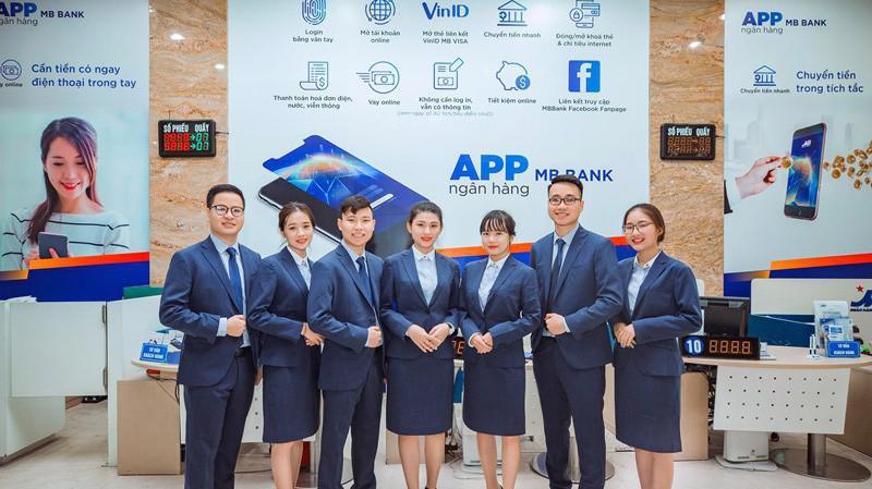 MB được vinh danh là một trong 50 doanh nghiệp có thương hiệu giá trị nhất Việt Nam 2019.