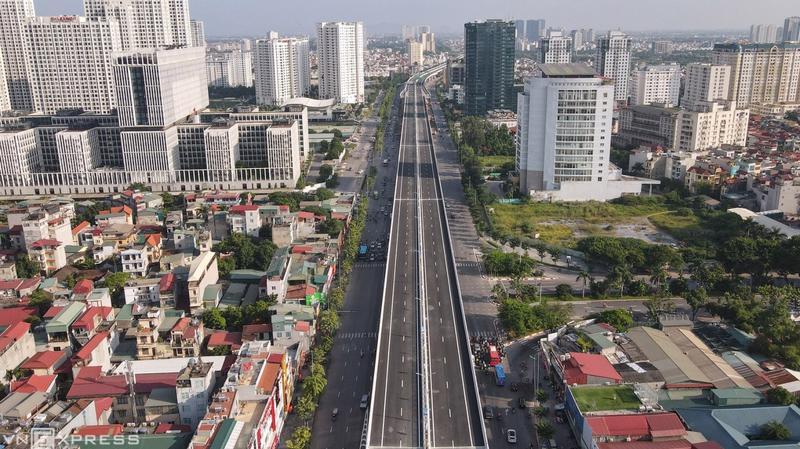 Những dự án giao thông đã góp phần cải thiện năng lực hạ tầng, tăng năng lực lưu thông, thúc đẩy phát triển kinh tế - xã hội của đất nước.