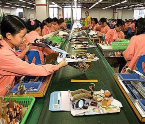 Chất lượng của lực lượng lao động vẫn là một vấn đề của Trung Quốc.