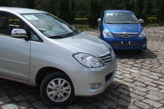 Chương trình khuyến mại đối với khách hàng mua xe Innova sẽ được Toyota Việt Nam áp dụng cho đến hết tháng 9/2011 - Ảnh: Đức Thọ.