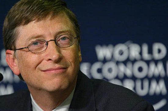 """Tỷ phú Bill Gates """"ẵm"""" thêm 4 tỷ USD trong năm qua."""
