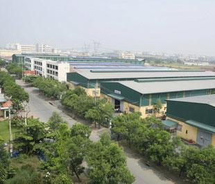 Khu công nghiệp Tân Tạo.