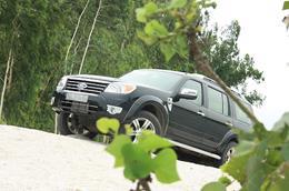 Ôtô lắp ráp trong nước đang có phần yếu thế trước xe nhập khẩu nguyên chiếc - Ảnh: Đức Thọ.