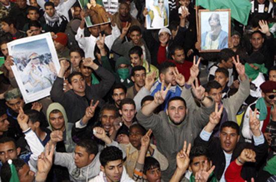 Khủng hoảng chính trị đang tiếp diễn tại Libya.