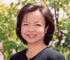 Bà Nguyễn Thị Mai Thanh - Ảnh: VNN.