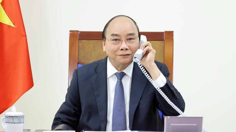 Thủ tướng Chính phủ Nguyễn Xuân Phúc - Ảnh: Bộ Ngoại giao