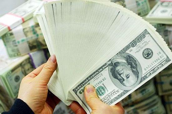 Giá USD bán ra của các ngân hàng thương mại tiếp tục kịch trần biên độ.