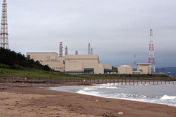 Quang cảnh nhà máy điện hạt nhân Kashiwazaki-Kariwa.