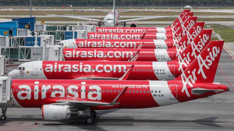 AirAsia báo lỗ kỷ lục trong quý 2/2020 - Ảnh: Reuters
