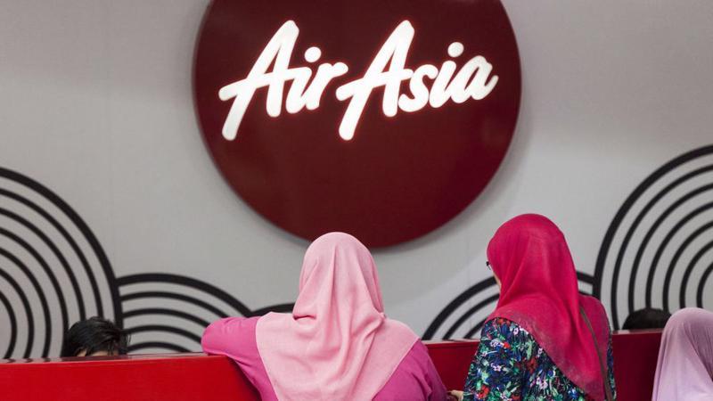 """AirAsia mở rộng hoạt động kinh doanh sang lĩnh vực số để """"sống sót"""" trong đại dịch Covid-19 - Ảnh: Bloomberg"""