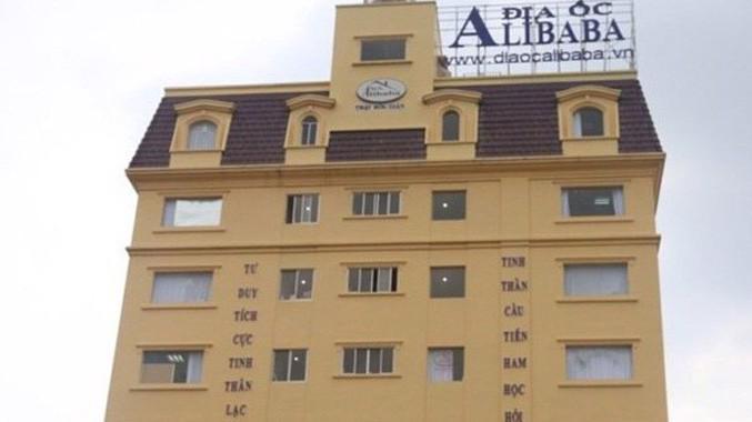 Khách hàng đâm đơn kiện Công ty địa ốc Alibaba ra toà.