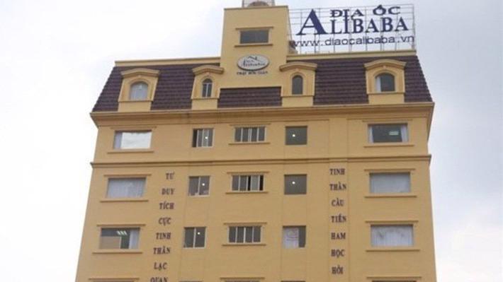 Địa ốc Alibaba rao bán 1 triệu cổ phiếu.