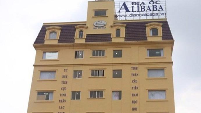 Công ty Cổ phần Địa ốc Alibaba liên tiếp nhận đơn tố cáo của khách hàng.