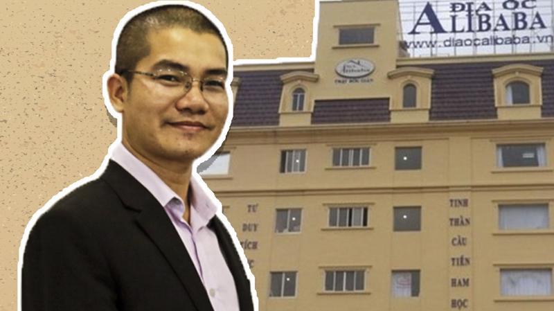 Nguyễn Thái Luyện và các anh em mình đã lập công ty rao bán nhiều dự án không có thật để lừa đảo khách hàng.