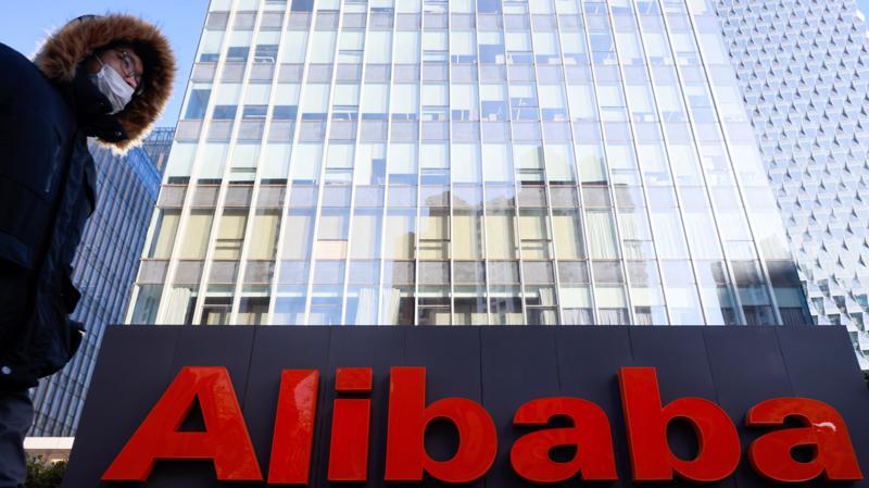 Sóng gió bắt đầu ập đến với Alibaba cũng như công ty liên kết Ant Group từ cuối năm 2020 - Ảnh: Reuters