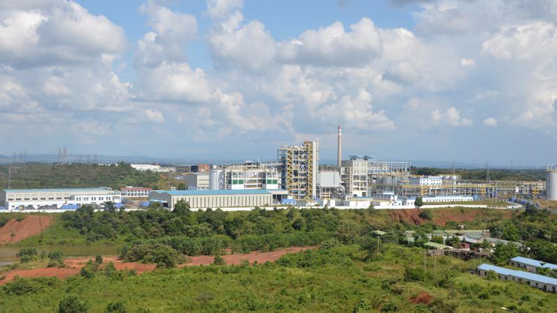 Nhà máy Alumin Nhân Cơ có lãi hơn 13 tỷ đồng.
