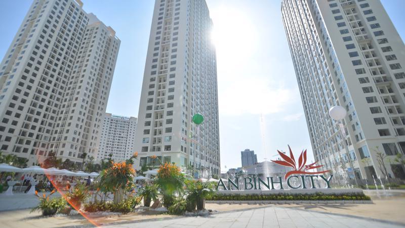 Chung cư An Bình City được xây dựng dựa trên ý tưởng một thành phố thu nhỏ trong lòng công viên thanh bình và yên tĩnh.