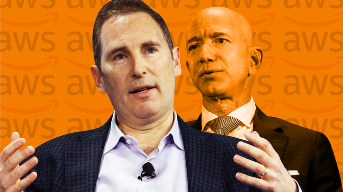 Andy Jassy sẽ thay Jeff Bezos giữ vị trí giám đốc điều hành Amazon - Ảnh: BI