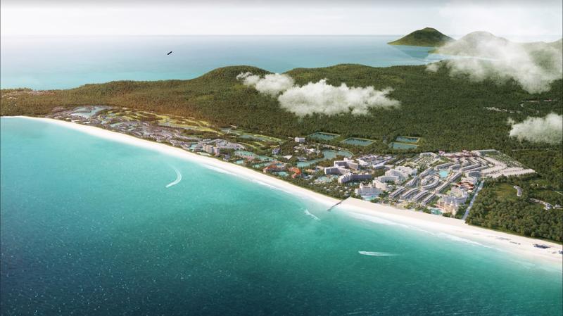 Grand World Phú Quốc có được lợi thế mà không dự án nào có được là nằm trong tổ hợp Corona Resort & Casino - Casino đầu tiên tại Việt Nam được phép thí điểm cho người trong nước tham gia vui chơi, trải nghiệm.