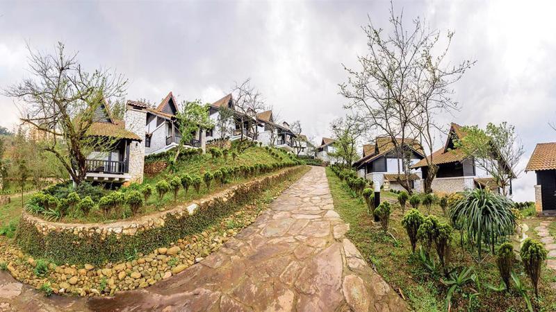 Sapa Jade Hill là dự án bất động sản nghỉ dưỡng núi được kiến tạo với mục tiêu bảo tồn vẻ đẹp nguyên bản của Sapa.