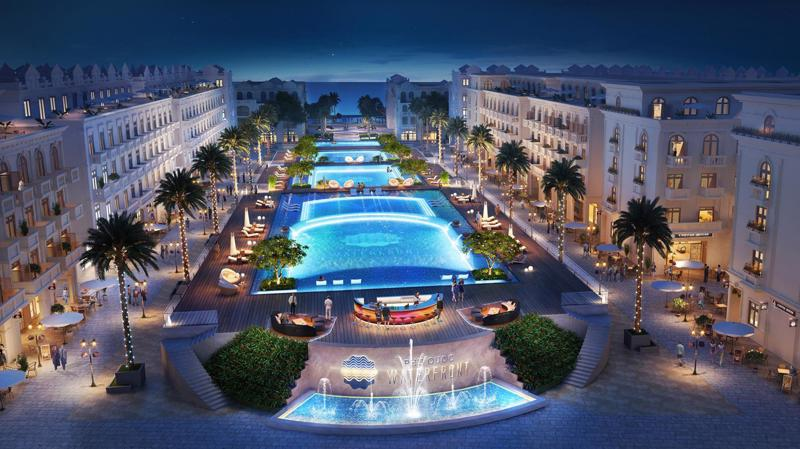 """Boutique Hotels Phu Quoc Waterfront - Đạt giải thưởng 5 sao """"Mixed - use Architecture"""" của Việt Nam (IPA - 2018)."""