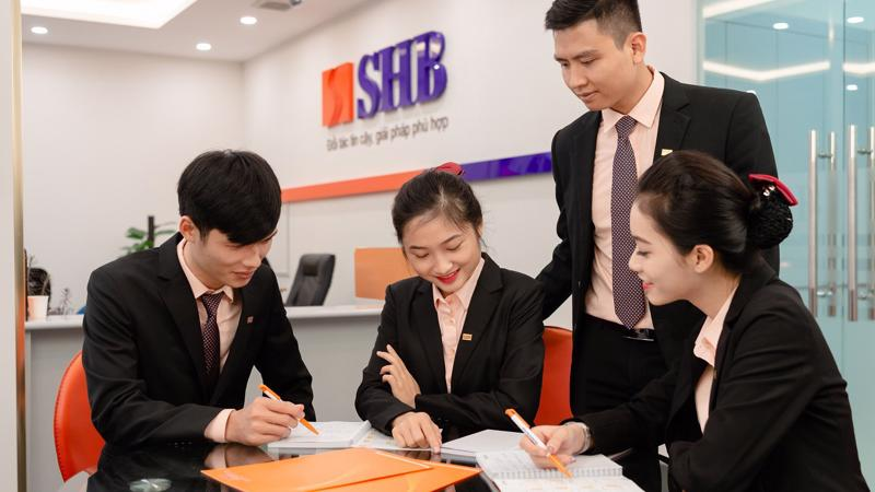 SHB là một trong số ít các ngân hàng thương mại cổ phần duy trì vị thế ổn định trong danh sách 4 năm liên tiếp.