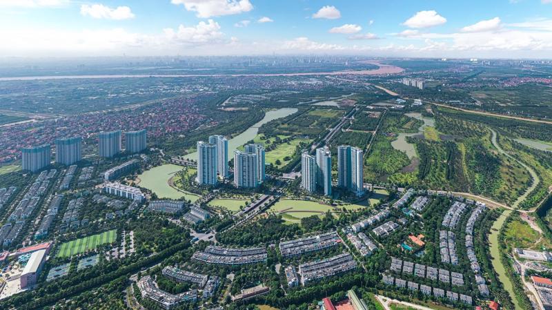 """Đây không phải là lần đầu tiên Tập đoàn Ecopark lựa chọn """"bắt tay"""" cùng các doanh nghiệp Nhật Bản đầu tư tại khu đô thị."""