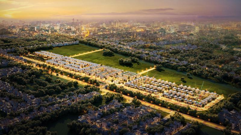 Khu đô thị FLC La Vista Sadec hứa hẹn trở thành trung tâm mua sắm, giải trí mới của người dân Tây Nam Bộ.