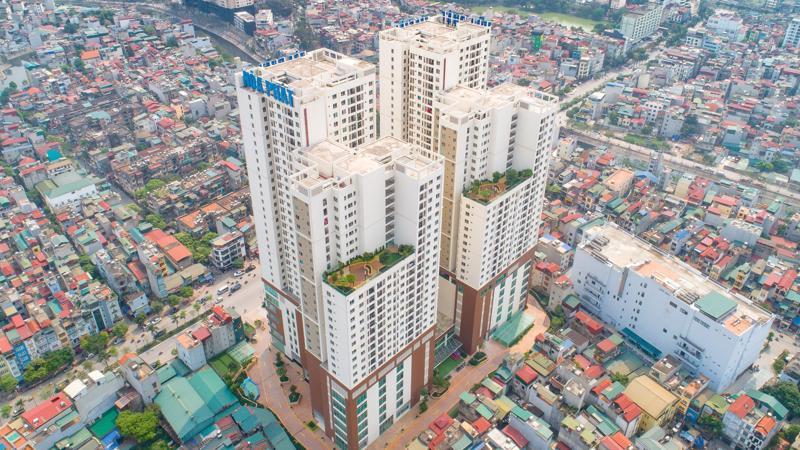 """Chủ đầu tư Hòa Phát đã mang """"làn gió mới"""" tới cư dân khu vực Tân Mai với dự án Mandarin Garden 2."""