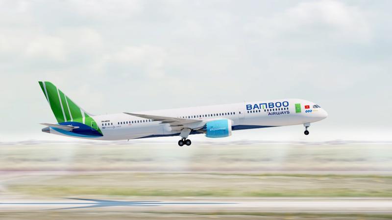 Bamboo Airways đang khai thác 26 đường bay nội địa và quốc tế.