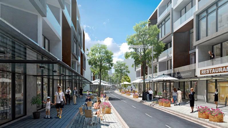 Không gian sống tiện nghi, hiện đại của FLC Lux City Quy Nhơn.