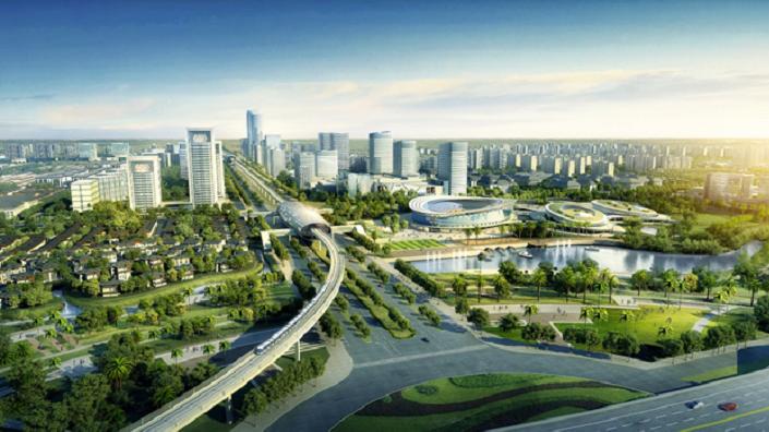 Khu Đông Tp.HCM dẫn đầu về hạ tầng giao thông.