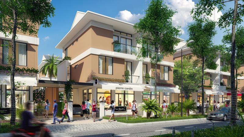 Sản phẩm biệt thự An Phú Shop-villa được đánh giá có giá trị cao do giá đất có xu hướng tăng lên theo thời gian .